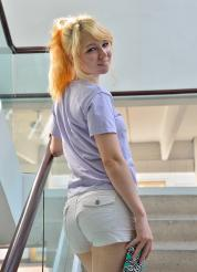 Astrid Flexible Striptease Picture 2