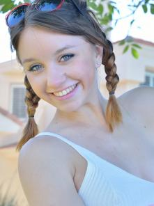 Aurora That Girl In Pigtails Picture 4