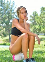 Averie Bottomless Soccer Picture 9