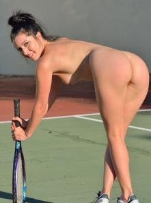 Carrie-II Buttalicious Tennis Picture 11