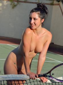 Carrie-II Buttalicious Tennis Picture 13