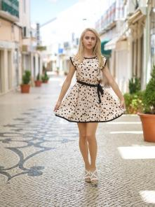 Chloe Cutie In The White - Picture 4