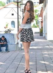 Elena Standing Out In Public Picture 1