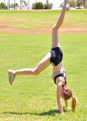 Kenzi A Former Gymnast Picture 2