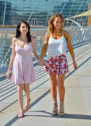 Lexi-Charlotte 19 Year Old Pair Picture 7