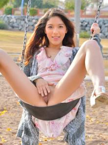 Melody-II At The Playground Picture 12
